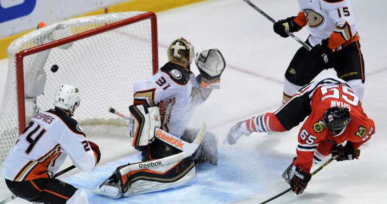 Because it's the CUP! Stanley Cup Preview