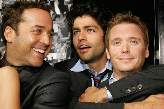 Entourage was… Ehhh