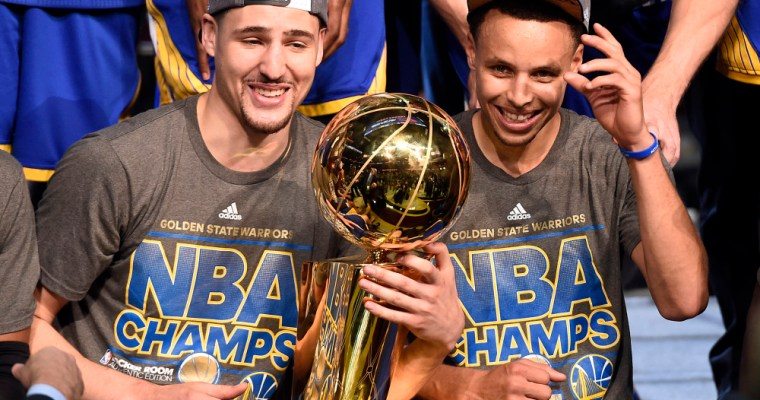 NBA Playoffs: Are Warriors in trouble without Steph Curry?