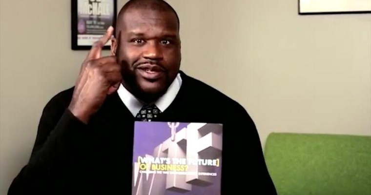 Shaq is Making Serious PAPER… More Than He Ever Did in the NBA