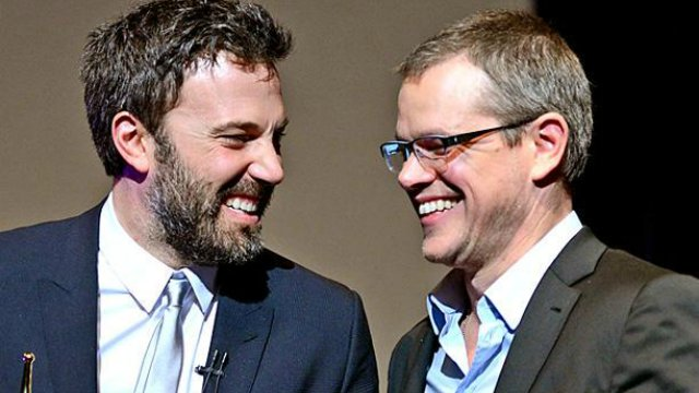 Ben Affleck, Matt Damon & Warner Bros Are Taking the FIFA Scandal to Hollywood