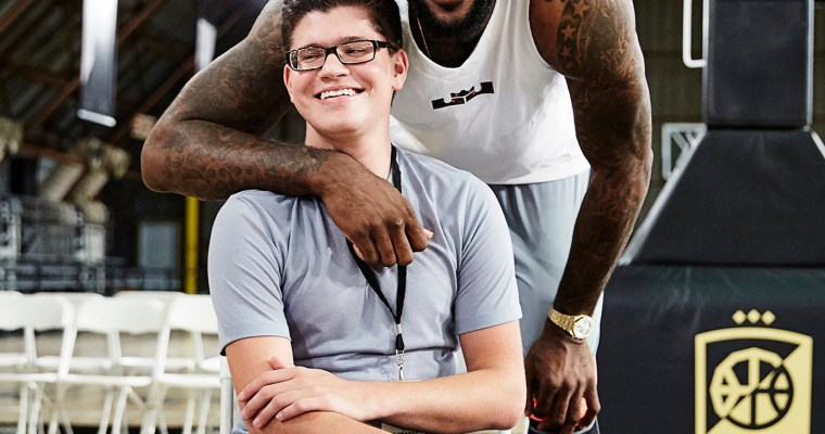 Teen Challenges Nike to Create Sneaker for Disabled Athletes
