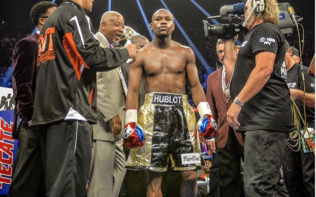 Mayweather is in Another Fight for his WBO Belt