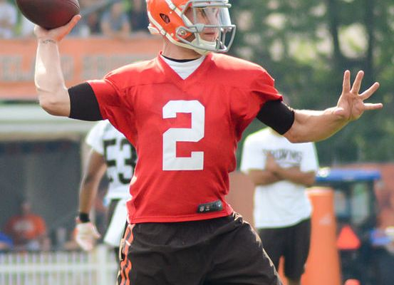 Why Johnny Manziel Should Be Cleveland's Starting QB