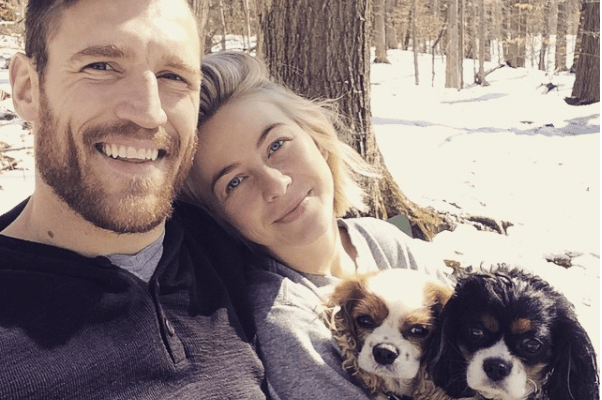 Julianne Hough is Engaged to Hockey Stud Brooks Laich