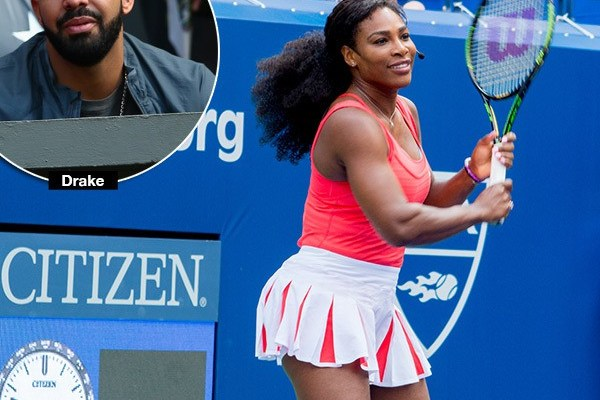 Drake & Serena Williams… A Perfect MATCH