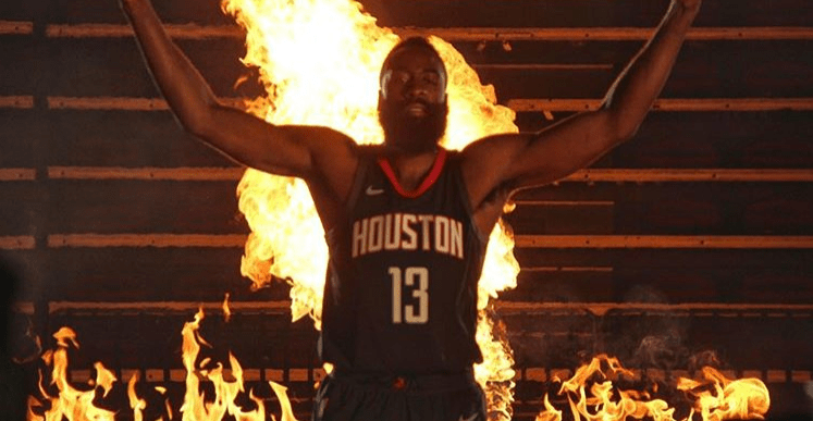 James Harden, Houston Rockets ready for blast off in March