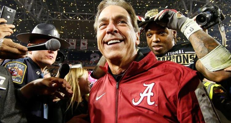 Is Nick Saban the greatest college football coach of all time?