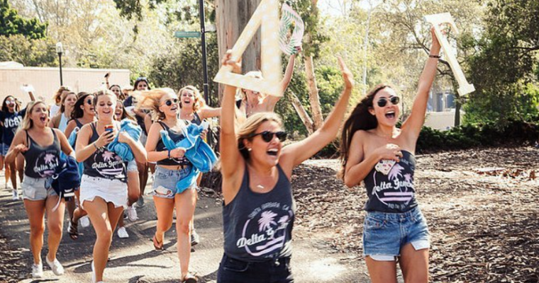 TCD Exclusive: What it's like to be president of a sorority (Delta Gamma, UCSB)