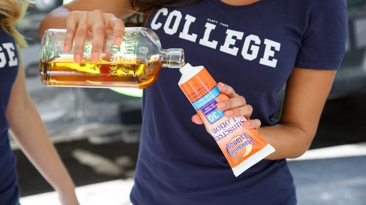 How to Smuggle Alcohol into Events without Getting Caught