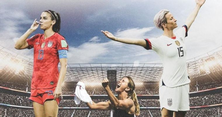 The tea has been spilt! USWNT's World Cup win speaks volumes