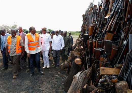 """Image result for illegal small arms trade kenya uhuru"""""""