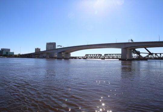 Acosta Bridge in Jacksonville, FL