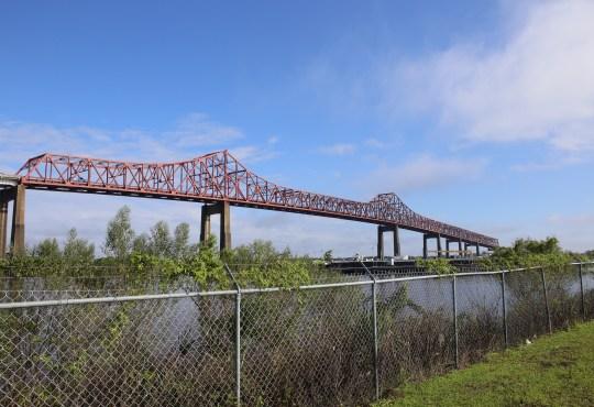 Mathews Bridge in Jacksonville, FL