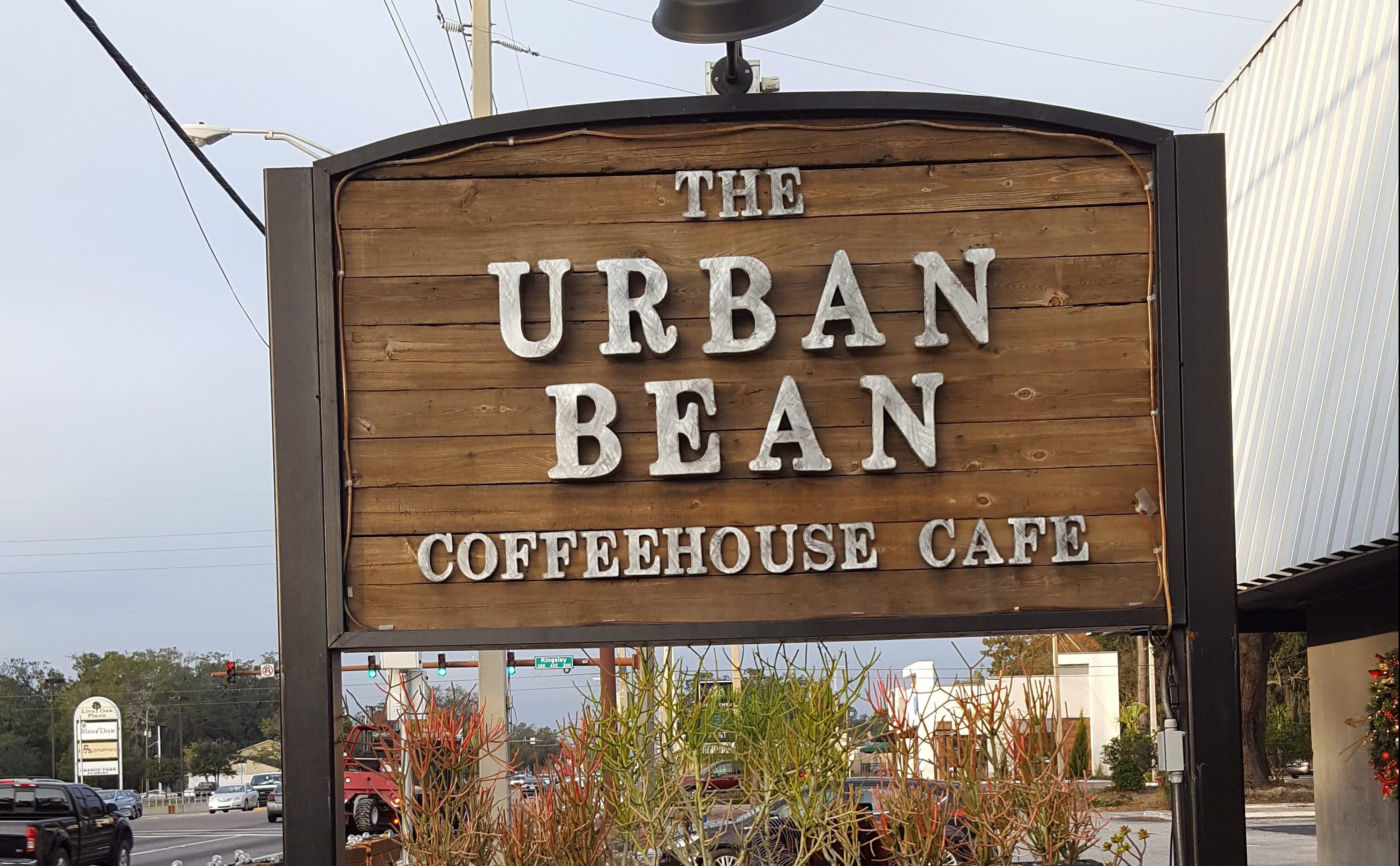 The Urban Bean Coffeehouse Cafe, photo by Ann Johnson