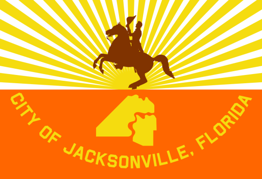 Jacksonville, FL flag