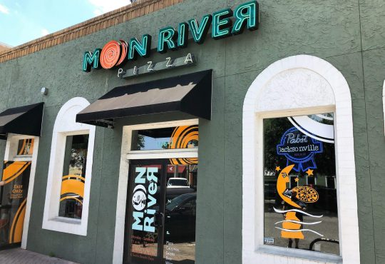 Moon River Pizza, Murray Hill, Jacksonville, FL
