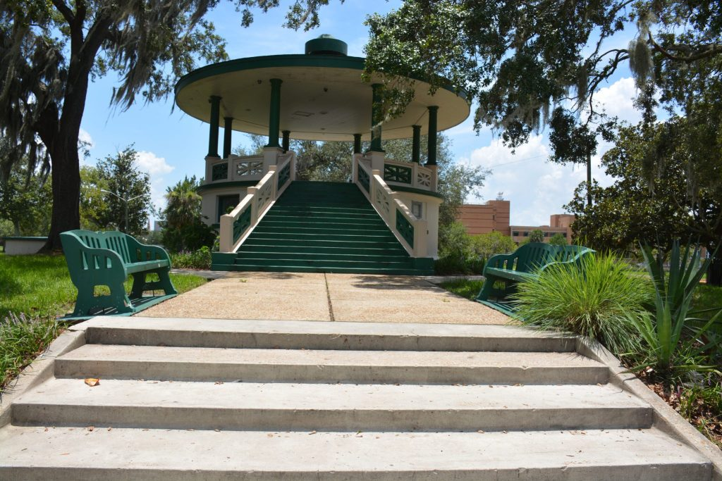 Klutho Park in Springfield