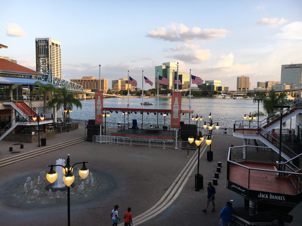 904VIEWS: The Jacksonville Landing