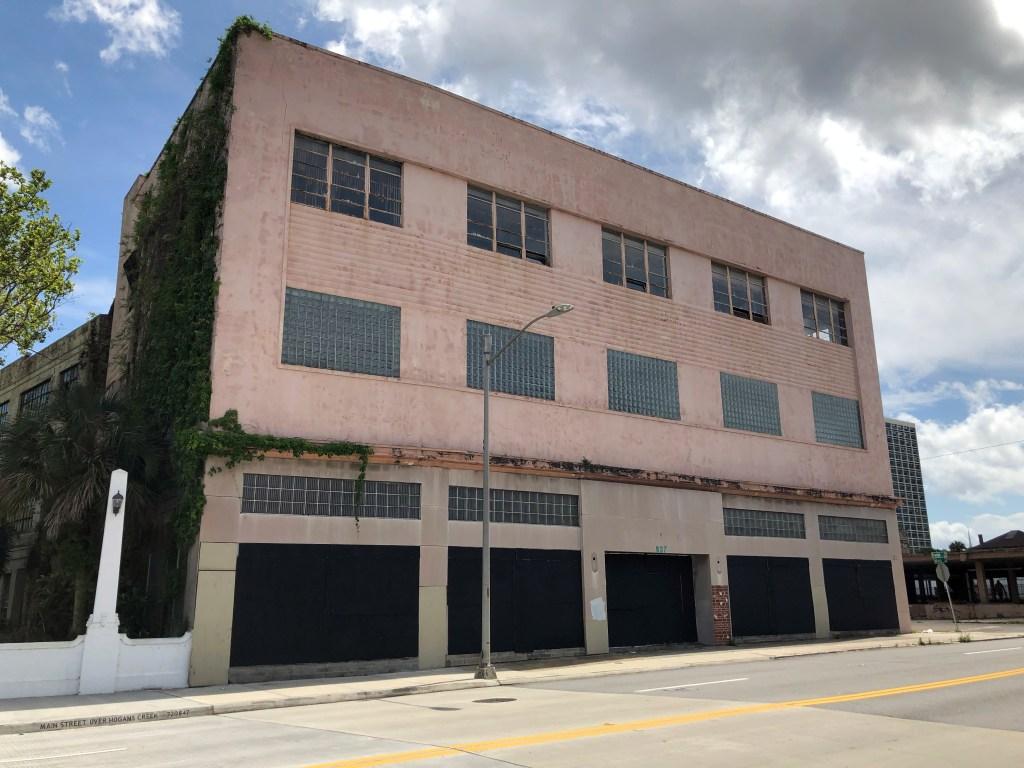 Claude Nolan Cadillac building, Jacksonville, FL