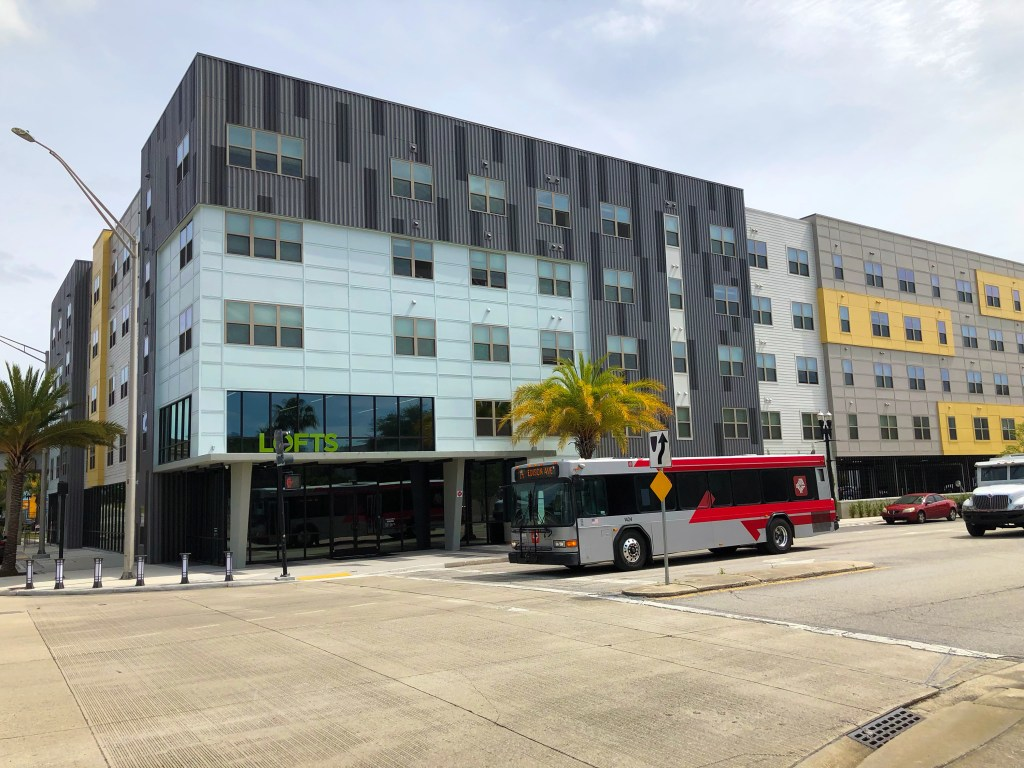 Downtown Jacksonville's Affordable Housing Revolution