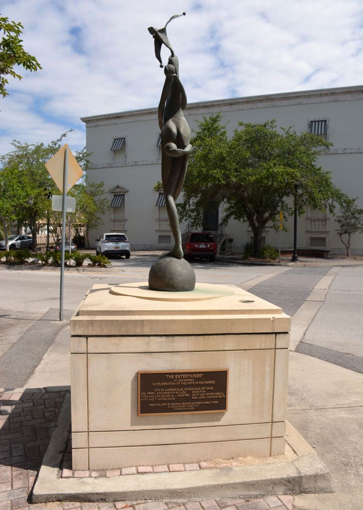 San Marco Square Artwork, Jacksonville, FL