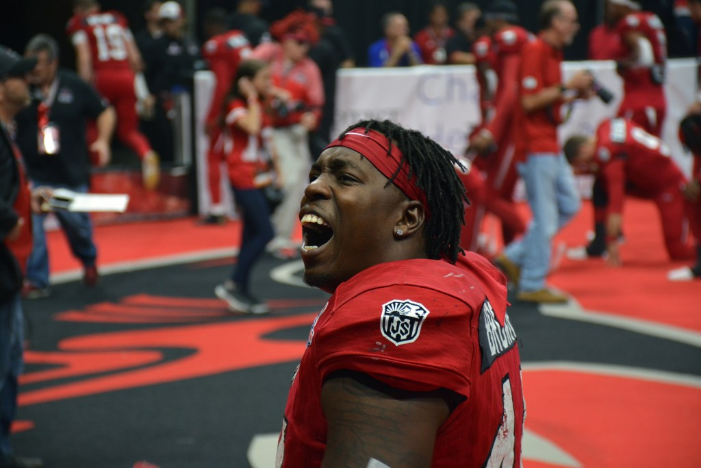 Zack Brown Jacksonville Sharks
