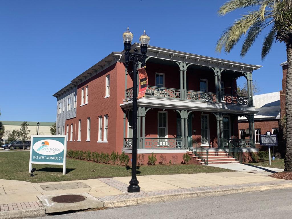 Brewster Hospital building, Jacksonville, FL
