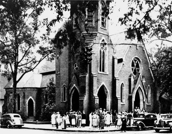JAX EVOLVED: Old St. Andrew's Church Building