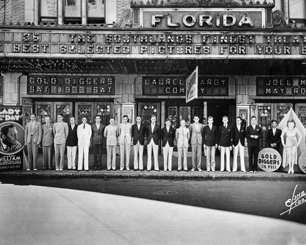 A Brief History of the Florida Theatre