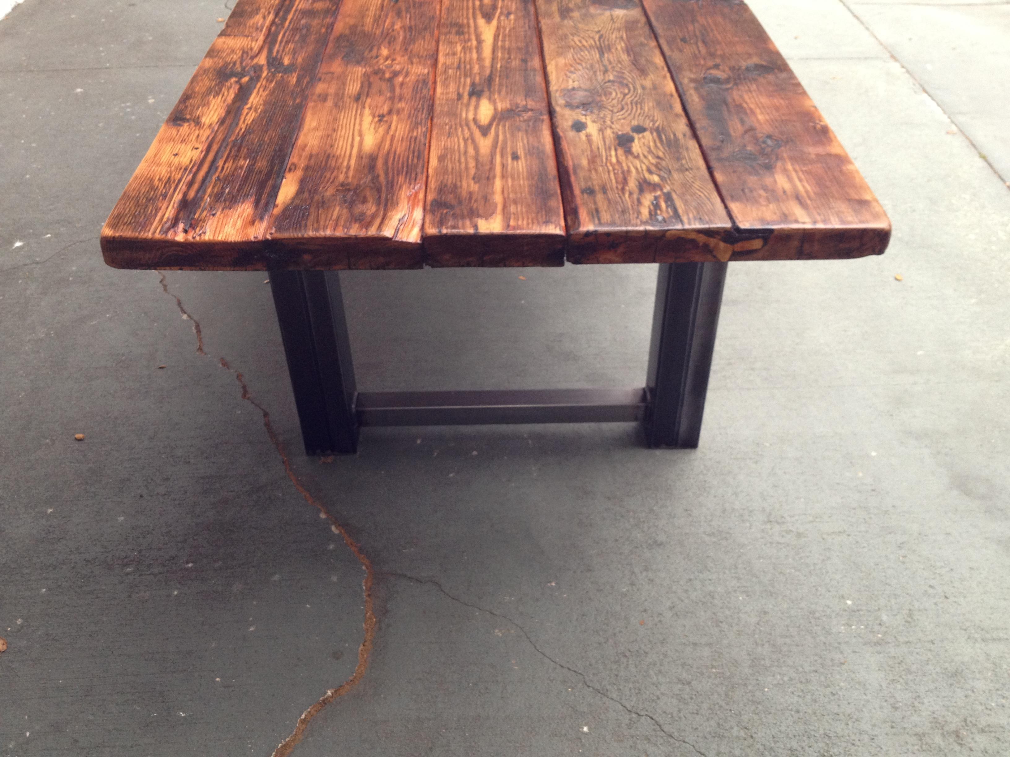 Sofa Table Wood And Glass Plans DIY How To Make