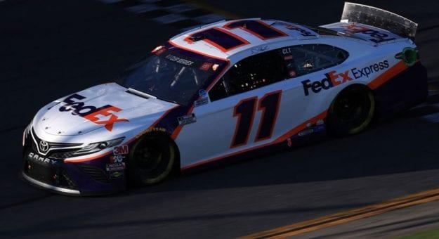 Denny Hamlin Wins Second Straight Daytona 500