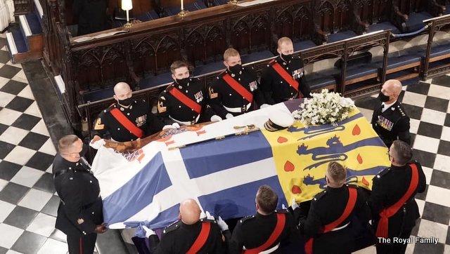 The Funeral of The Duke of Edinburgh