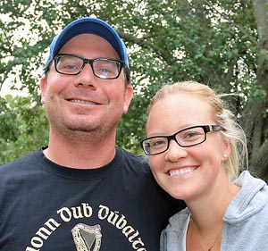 Kiernan & Laura Dugan, Interlaken - We think that despite what your profession is you should be held accountable for your actions.  Those in the public spotlight, even more so.