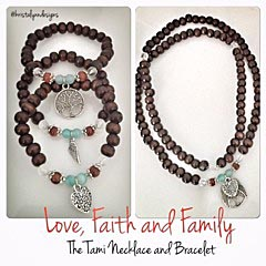 tami necklace and bracelet