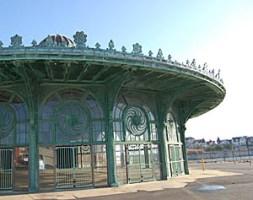 The Carousel building - file photo