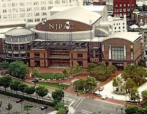 NJPAC. Wikipedia Commons photo.