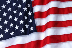 Nylon-American-Flag-closeup