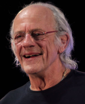 Christopher Lloyd. Wikipedia Commons photo.