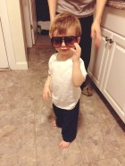 kiddos look better in these than I do