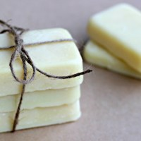 Lotion Bar Recipe with Healing Coconut Oil - Only 3 Ingredients!