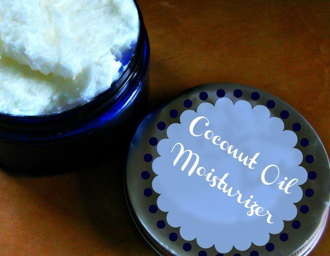 whipped coconut oil