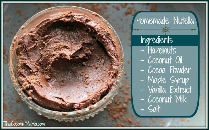 """Homemade """"Nutella"""""""