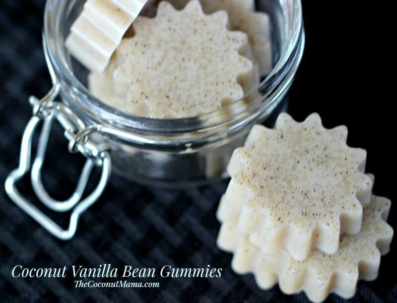 Coconut & Vanilla Bean Gummies
