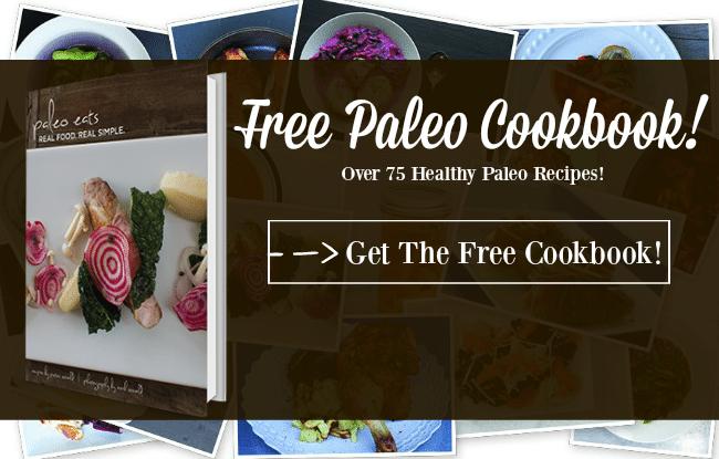 Free Paleo Eats Cookbook