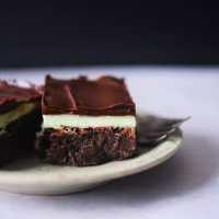 Keto Peppermint Brownies