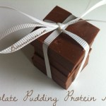 Chocolate Pudding Bars from Butter Nutrition