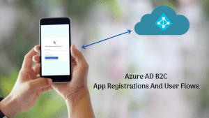 Creating user flows in Azure AD B2C tenant