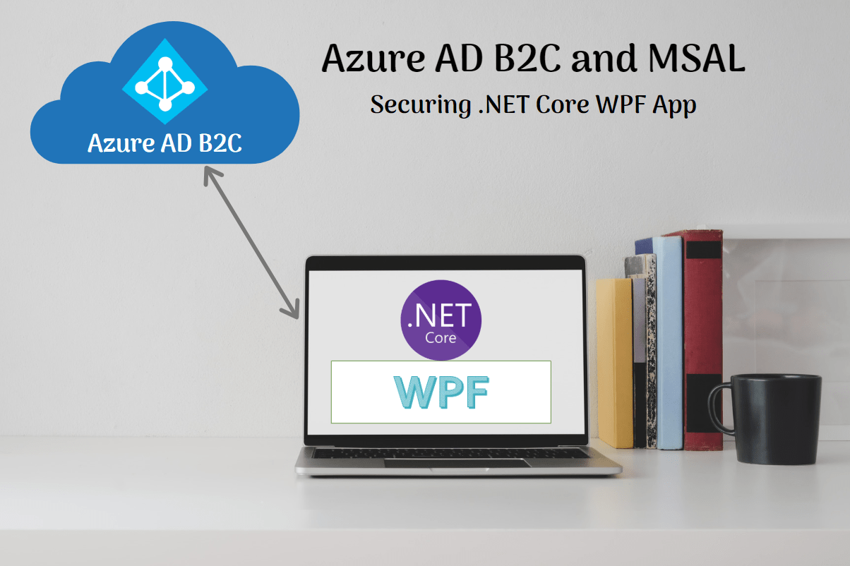 Read more about the article Azure AD B2C and MSAL with .NET Core WPF App
