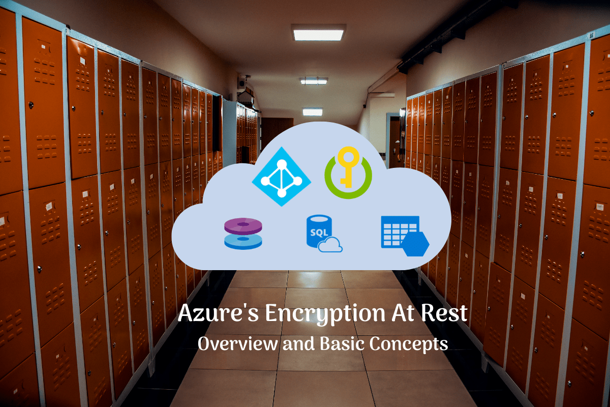 Read more about the article Understanding basics of Azure Encryption at Rest
